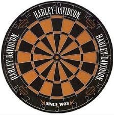 Harley Davidson Dart Board Image